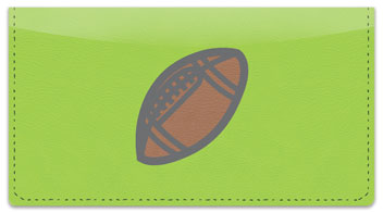 Sports Checkbook Cover