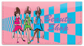 Beauty Shop Checkbook Cover