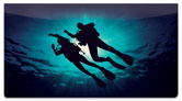Scuba Diving Checkbook Cover