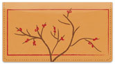 Tree Branch Checkbook Cover