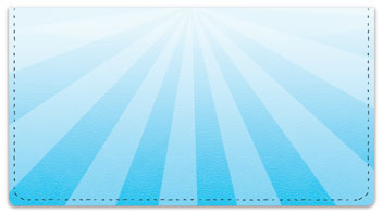 Sun Burst Checkbook Cover