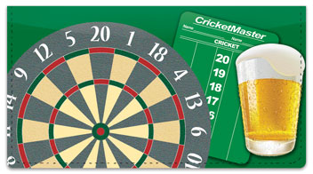 Darts Checkbook Cover