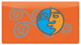 Face to Face Checkbook Cover