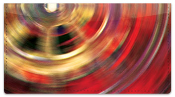 Wheels in Motion Checkbook Cover