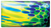Glass Art Checkbook Cover