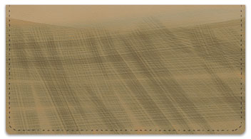 Earth Tone Checkbook Cover