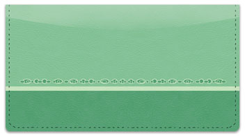 Tiny Bubbles Checkbook Cover