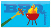 BBQ Grilling Checkbook Cover