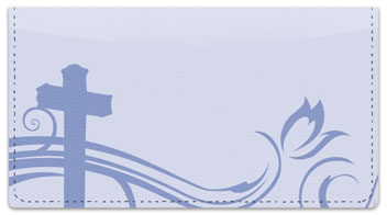 Bible Verse Checkbook Cover