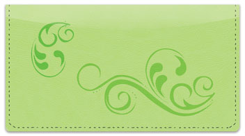 Fresh & Flourishing Checkbook Cover