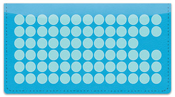 Plinko Checkbook Cover