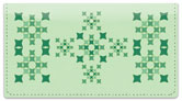 Quilt Square Checkbook Cover