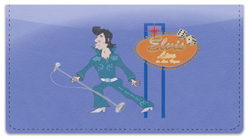 Vegas Fun Checkbook Cover
