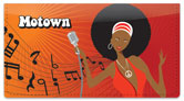 Motown Checkbook Cover