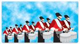 Marching Band Checkbook Cover