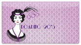 Roaring Twenties Checkbook Cover