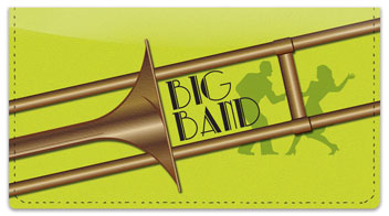 Big Band Checkbook Cover