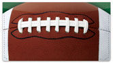 Classic Football Checkbook Cover