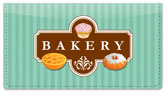 Bakery Checkbook Cover