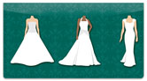 Wedding Planner Checkbook Cover