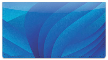 Colorful Energy Checkbook Cover