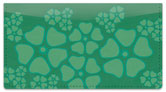 Petal Pattern Checkbook Cover