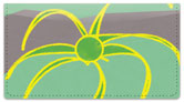 Fun Sun Checkbook Cover