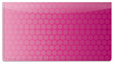 Fading Circle Checkbook Cover