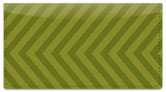 Diagonal Line Checkbook Cover