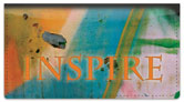 Artistic Inspiration Checkbook Cover