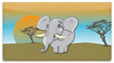 Jungle Buddy Checkbook Cover