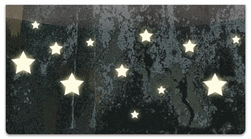 Star Struck Checkbook Cover
