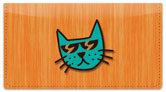 Cool Cat Checkbook Cover