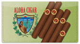 Cigar Checkbook Cover