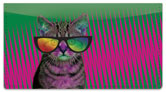 Krazy Kitty Checkbook Cover