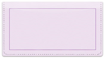 Multi-Color Safety Checkbook Cover