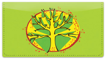 Tree of Life Checkbook Cover