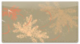 Graceful Lace Checkbook Cover