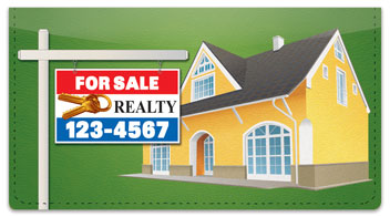 Realtor Checkbook Cover