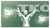 Boxing Checkbook Cover