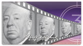 Alfred Hitchcock Checkbook Cover