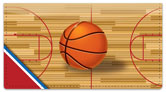 U.S. Basketball Checkbook Cover