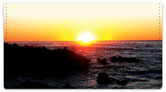Sunset Checkbook Cover