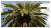 Palm Tree Checkbook Cover