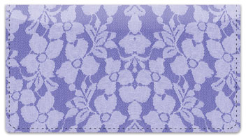 Lace Checkbook Cover