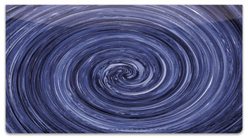 Super Swirl Checkbook Cover