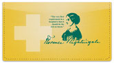 Florence Nightingale Checkbook Cover