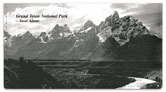 Ansel Adams Checkbook Cover