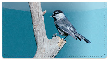 Migratory Bird Checkbook Cover