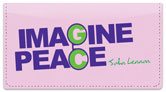 Musicians for Peace Checkbook Cover